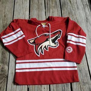 Koho Phoenix Coyote Home NHL Jersey Sz S-M